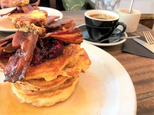 Sunday-ロンドンの美味しいパンケーキ
